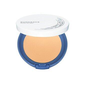 SUNGRACE WHITE UV PACT N SPF18 / PA++ เบอร์ O30 สำหรับผิวสองสี