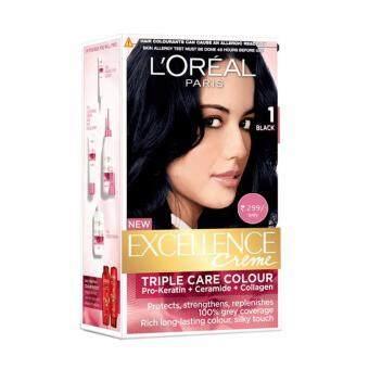 Test LZ Exellence สีผมเอกซ์เซลเลนซ์อิมมีเดีย#1