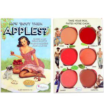 The Balm How 'Bout Them Apples palette