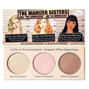 The Balm - The Manizer Sisters The Luminizing Collection