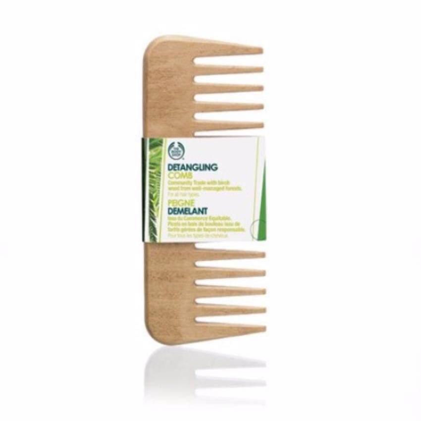The Body Shop หวีซี่ห่างขนาดกะทัดรัด Detangling Comb