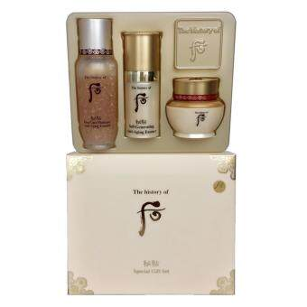 The History Of Whoo Bichup Anti Aging Gift Set (3 ชิ้น)