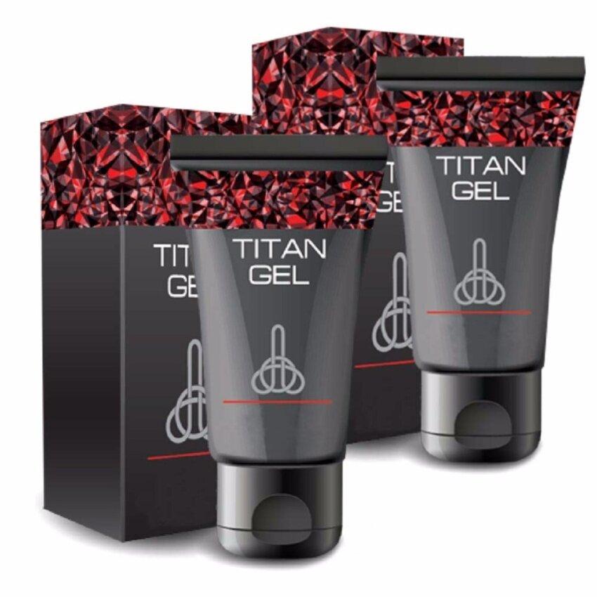 ส งซ อ titan gel ผล ตภ ณฑ เพ มขนาดท านชาย 50 ml 2ช น