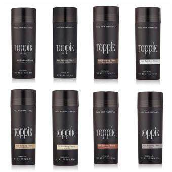 ลดราคา Toppik Keratin Hair Building Fibers ( Black ) 27.5g/0.97oz