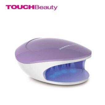รีวิวพันทิป TOUCHBeauty 2 in 1 UV Light & Air Nail Dryer with Automatic Press Switch 5 Curing Lamp Powerful Fan Drying TB-1439 - intl