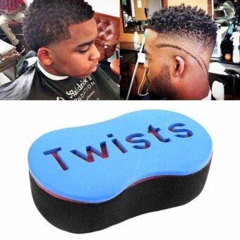 Twist Sponge Hair Brush Twist Make Dreads Locking Twist Coil AfroCurl Sponge - intl