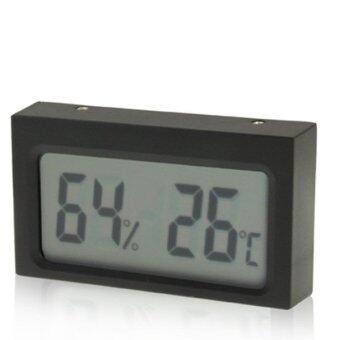 ประเทศไทย Ucall เครื่องวัดอุณหภูมิและวัดความชื้น รุ่น CA-1183 - สีดำ
