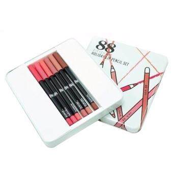 ต้องการขาย VER 88 EightEight Holiday Lip Pencil Set (1กล่อง)