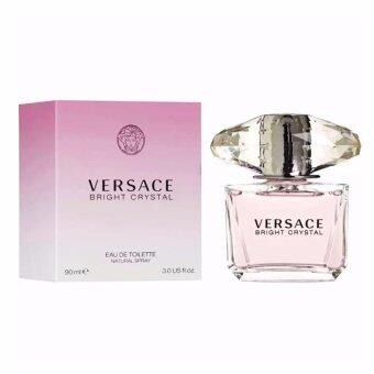 น้ำหอม Versace | Bright Crystal | For Women I EDT | 90 ml