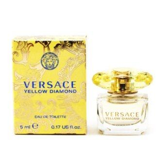 VERSACE น้ำหอม YELLOW DIAMOND eau de toilette 5 ml.