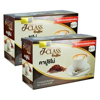 Vivi J-Class Espresso วีวี่ เจ-คลาส คาปูคอฟฟี่ กาแฟปรุงสำเร็จรูปสำหรับผู้ที่ลดน้ำหนัก