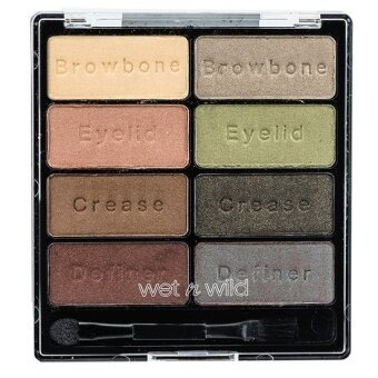 Harga Wet n Wild Color Icon Eyeshadow Collection E738 Comfort Zone