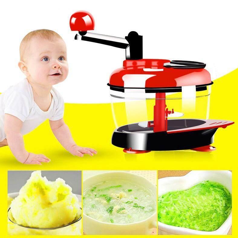 ❤️❤️พิเศษ❤️❤️ Baby Multi Vegetable Chopper Meat Grinder  Food Mixer Blender to Chop Meat Fruit