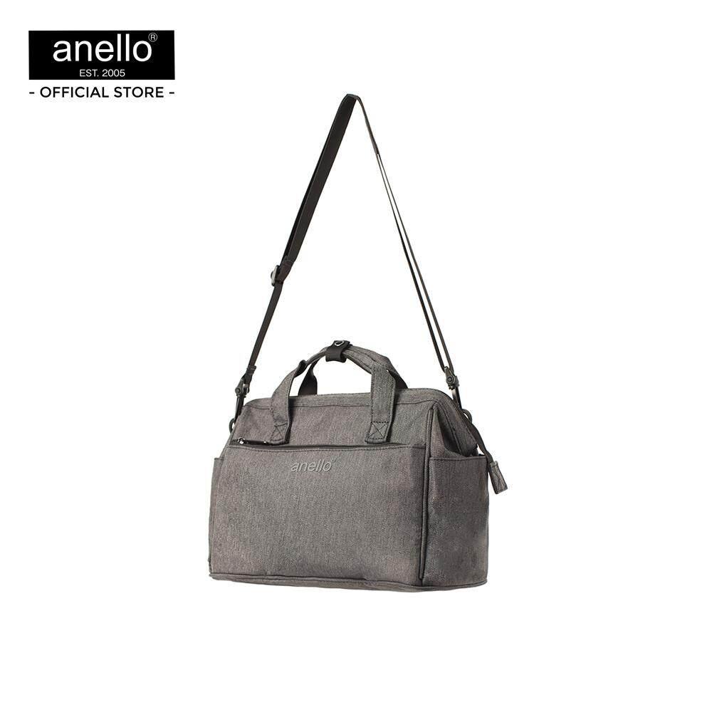 บัตรเครดิต ธนชาต  สุรินทร์ กระเป๋าสะพาย Anello Koten Denim 2Way Mini Boston Bag PL OS-N033
