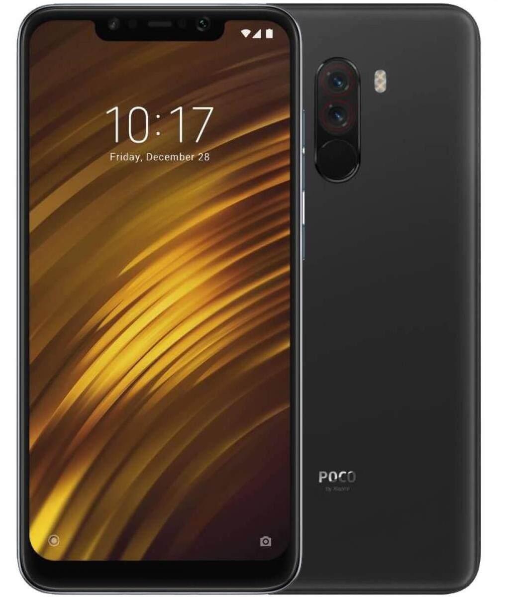 ยี่ห้อนี้ดีไหม  ชุมพร Xiaomi POCO F1 ( Ram 6GB/Rom 64GB)  รับประกันศูนย์ไทย 1 ปี