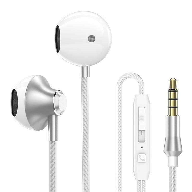 Earphone Noise Cancelling Headset Stereo Earbuds With Microphone For Iphone Xiaomi Ear Phone PC Gaming Headset