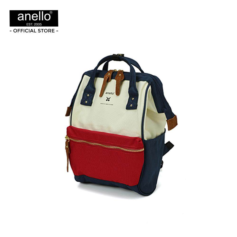 สอนใช้งาน  สกลนคร anello MINI รุ่น:กระเป๋าเป้สะพายหลังขนาด mini_AT-B2572
