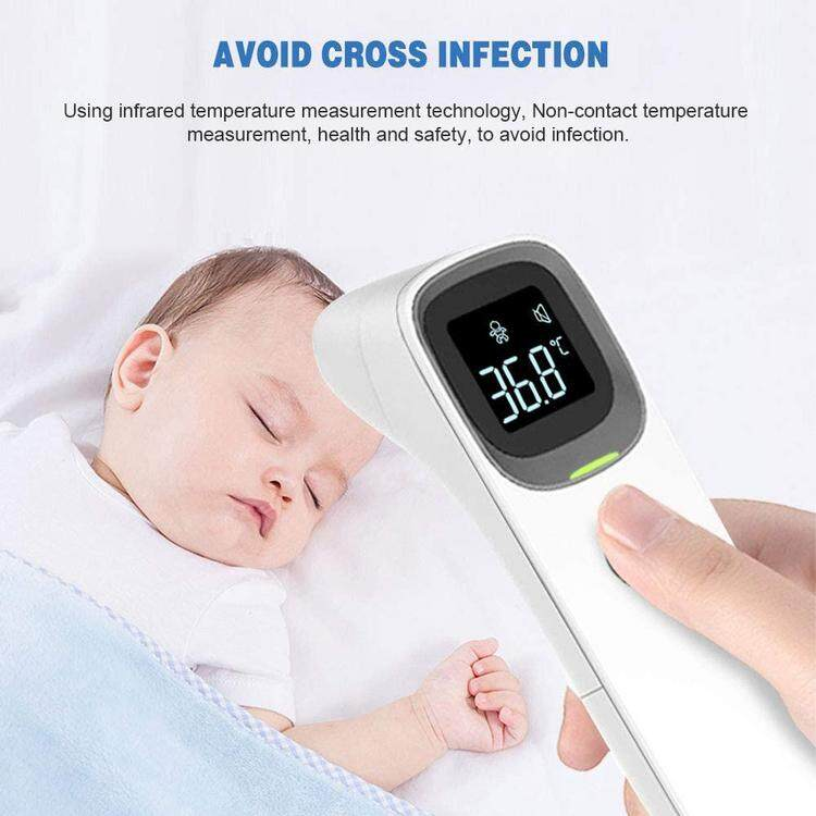 KR Forehead Thermometer D...
