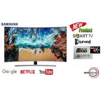 Samsung Premium UHDTV Curved UHD 4K รุ่น UA65NU8500K Smart TV รุ่นใหม่ล่าสุด สวยทุกมุมมอง