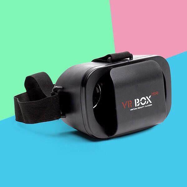 """ลดสุดๆ """"ส่งฟรี KERRY""""แว่น 3 มิติ VR MINI BOX 3D"""