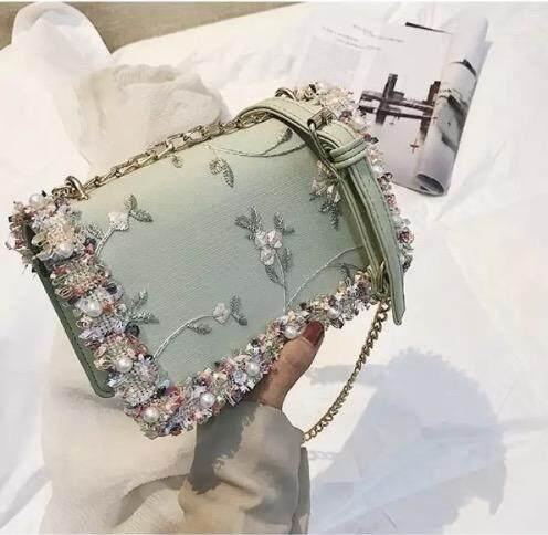กระเป๋าเป้ นักเรียน ผู้หญิง วัยรุ่น ปัตตานี Fashion Bag พร้อมส่งกระเป๋าคาดดอก bag