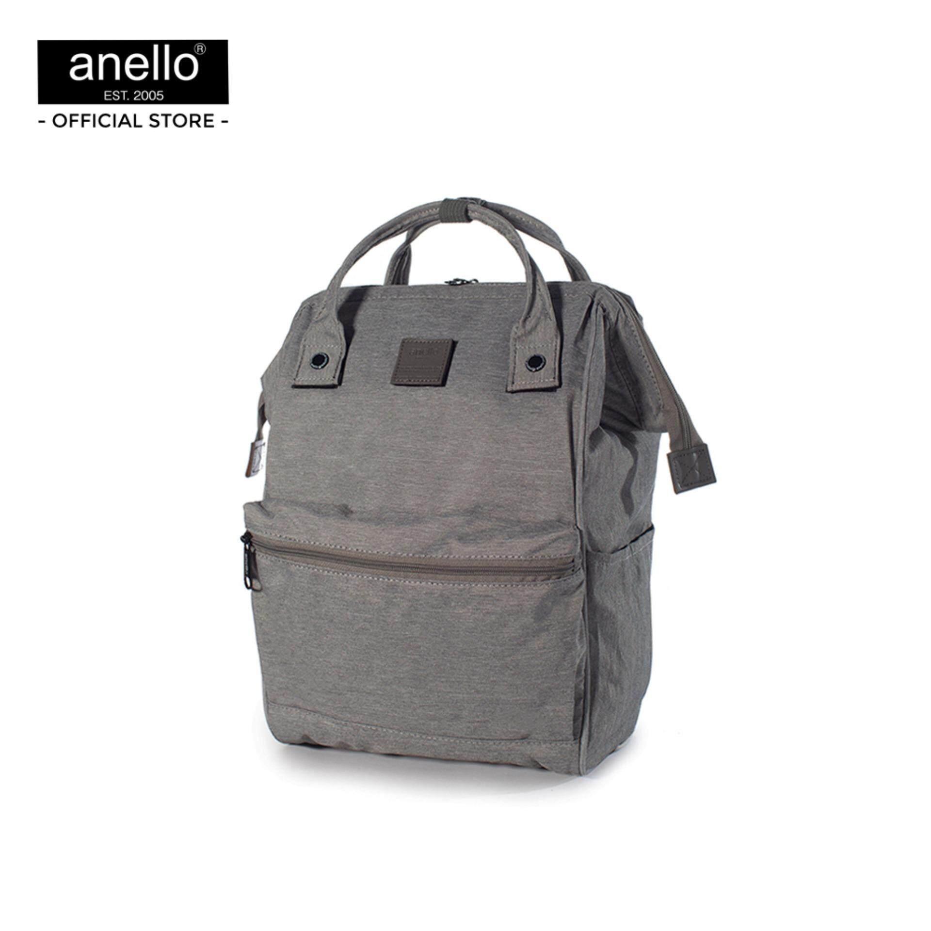 การใช้งาน  ปทุมธานี anello กระเป๋าเป้ RPCM Classic Mini Rucksack_AT-B2853