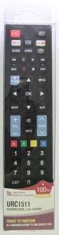 URC1511 รีโมท Samsung-LG-SONY ฟังก์ชั่นสมาร์ททีวี
