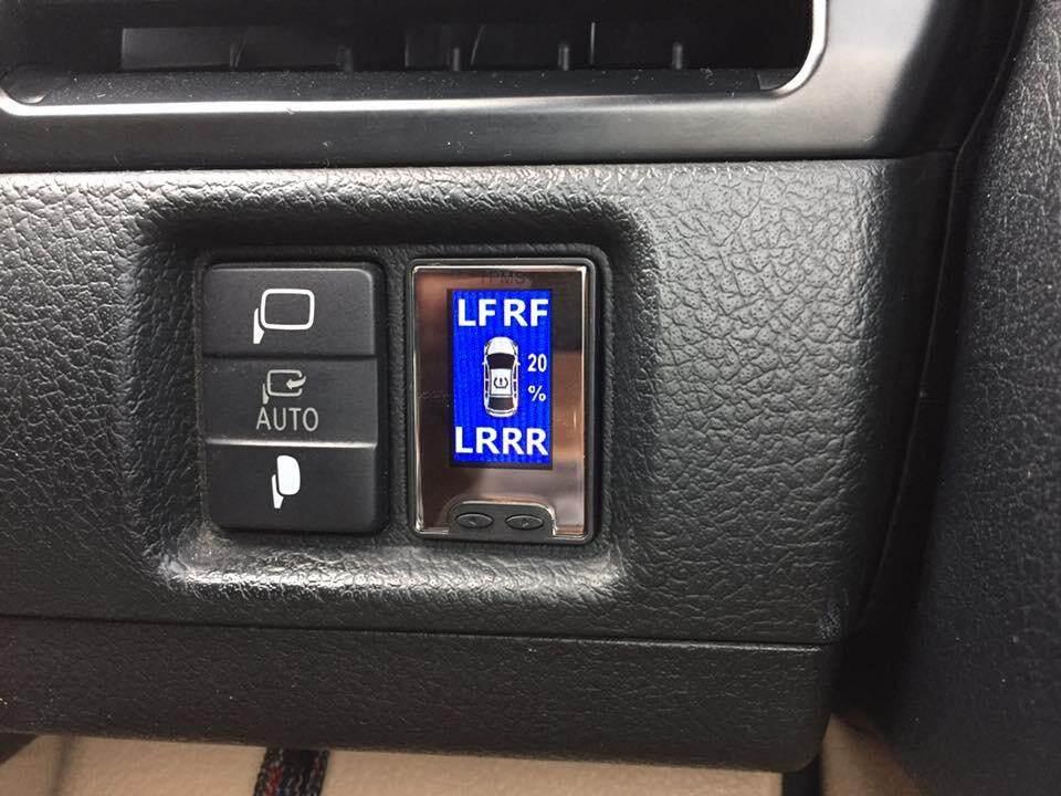 ลดสุดๆ ส่ง Kerry ฟรี!! TPMS OBD ไฟเตือนลมยางแบบไม่ใช้เซ็นเซอร์จุกลมยาง จอดิจิตอล สำหรับรถเก๋งฮอนด้า CITY