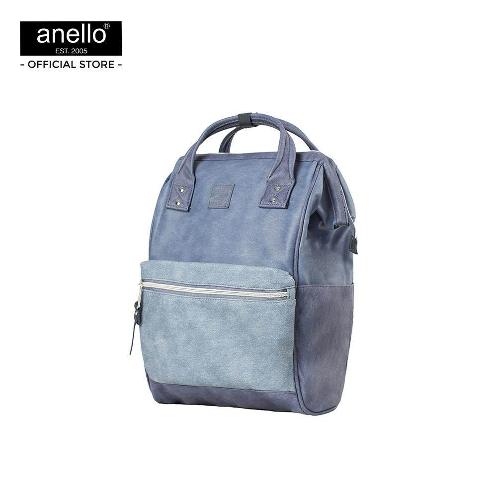 ยี่ห้อไหนดี  ลำปาง กระเป๋าเป้ Anello Retro Mini Backpack  AT-B1212