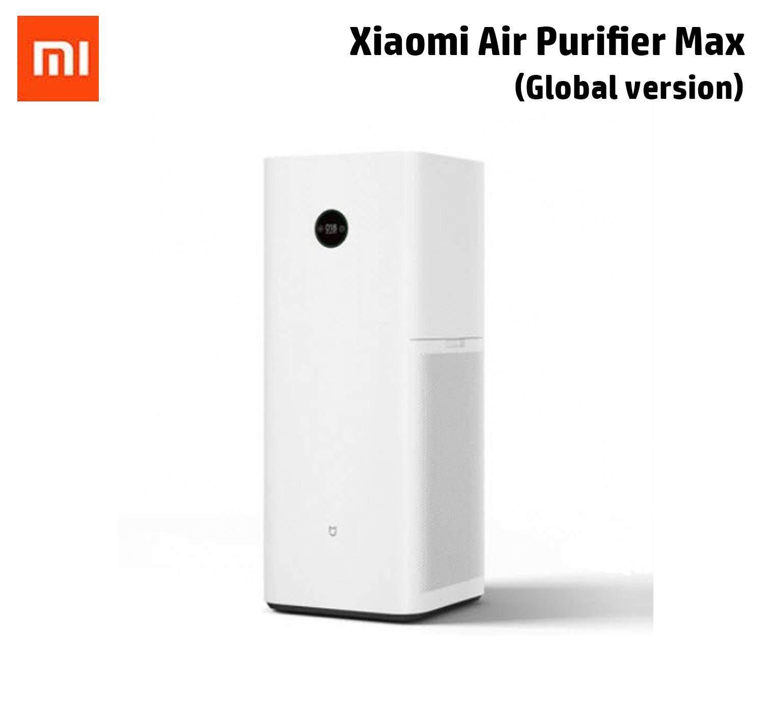 การใช้งาน  น่าน Xiaomi Air Purifier Max เครื่องฟอกอากาศ ประกันศูนย์ไทย วีเซิร์ฟพลัส 1 ปี