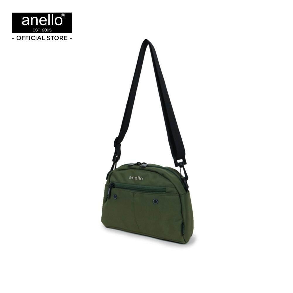 ยี่ห้อนี้ดีไหม  อุตรดิตถ์ anello กระเป๋าสะพายไหล่ CS 10 Pockets Shoulder_AT-S0119T
