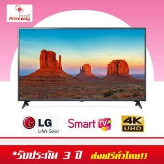 LG 4K HDR LED SMART TV 60 นิ้ว รุ่น 60UK6200PTA