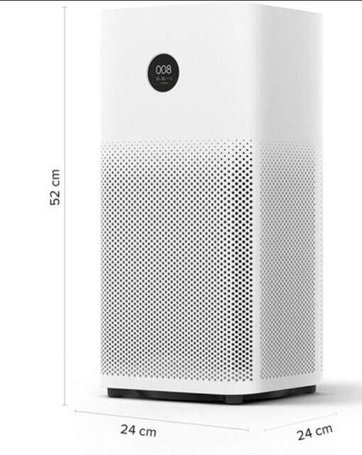 ยี่ห้อไหนดี  ศรีสะเกษ เครื่องกรองอากาศ Xiaomi MiJia Air Purifier รุ่น Pro ช่วยฟอกอากาศ ดักจับสารก่อภูมิแพ้ และขจัดกลิ่นไม่พึงประสงค์