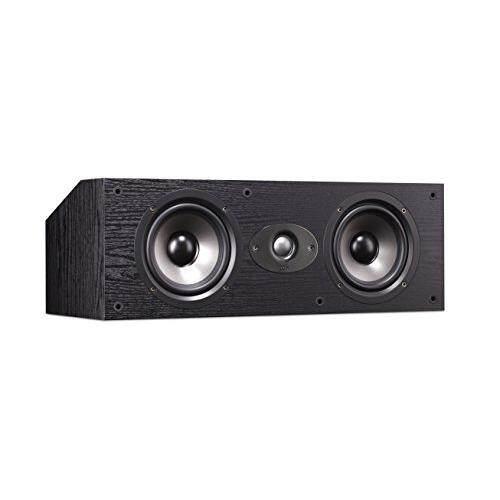 ยี่ห้อไหนดี  สุรินทร์ Polk Audio TSx 150C Center Channel Speaker - Black