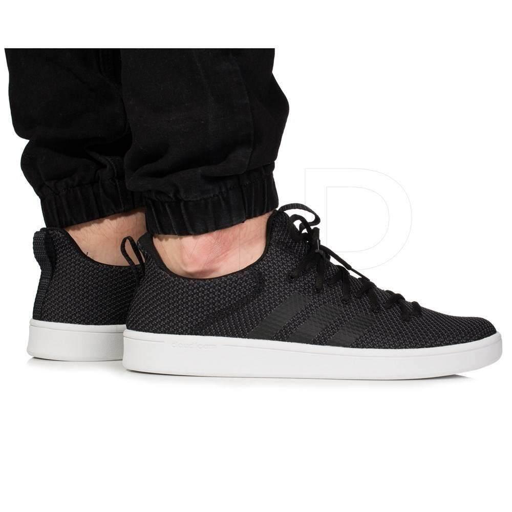เก็บเงินปลายทางได้ รองเท้าผ้าใบอดิดาส ADIDAS รองเท้ากีฬา ชาย อาดิดาส CF ADV ADAPT BLACK (รุ่นยอดนิยมหนุ่มฮอต) ++ลิขสิทธิ์แท้ 100% จาก Adidas พร้อมส่ง ส่งด่วน kerry++