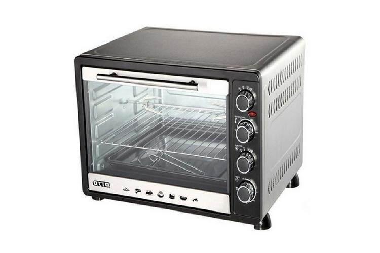 รุ่นใหม่ล่าสุด อุ่นอาหารร้อนเร็ว ประหยัดไฟ ฟังก์ชันพร้อม ใช้งานสะดวก Microwave เตาอบไฟฟ้า ขนาดเล็ก OTTO TO-772 60L OTTO TO-772
