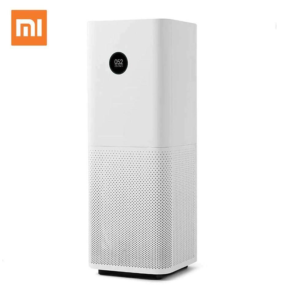 สินเชื่อบุคคลซิตี้  เลย เครื่องฟอกอากาศ เครื่องกรองอากาศ เครื่องปรับอากาศ Original Xiaomi Air Purifier Pro Intelligent OLED Display CADR 500m3 / h 60m3 Wireless Smartphone APP Control Household Applianc(มีภาษาไทยง่ายต่อการใช้งาน)