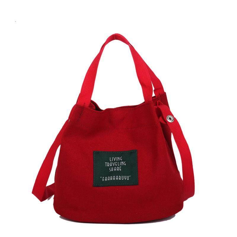 กระเป๋าถือ นักเรียน ผู้หญิง วัยรุ่น ปราจีนบุรี กระเป๋าLIVE TRAVELสายไนล่อน B428