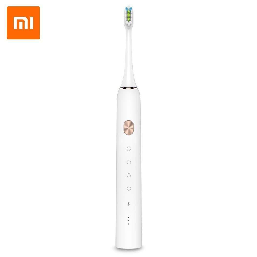 แปรงสีฟันไฟฟ้า ช่วยดูแลสุขภาพช่องปาก ชุมพร Xiaomi Soocas X3 Electric Toothbrush แปรงสีฟันไฟฟ้ากันน้ำแบบชาร์จ