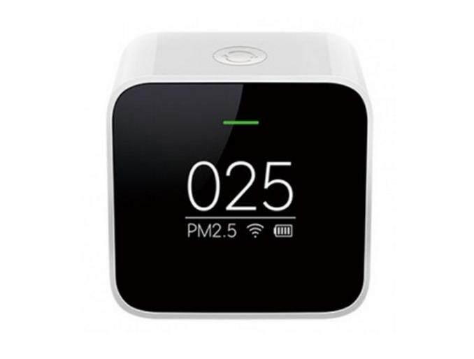 ยี่ห้อไหนดี  นครราชสีมา [สินค้าพร้อมส่ง!] Xiaomi PM2.5 Detector - เครื่องตรวจจับค่าอากาศ เครื่องเช็คอากาศ ป้องกัน pm2.5 ตัวช่วย เครื่องกรองอากาศ