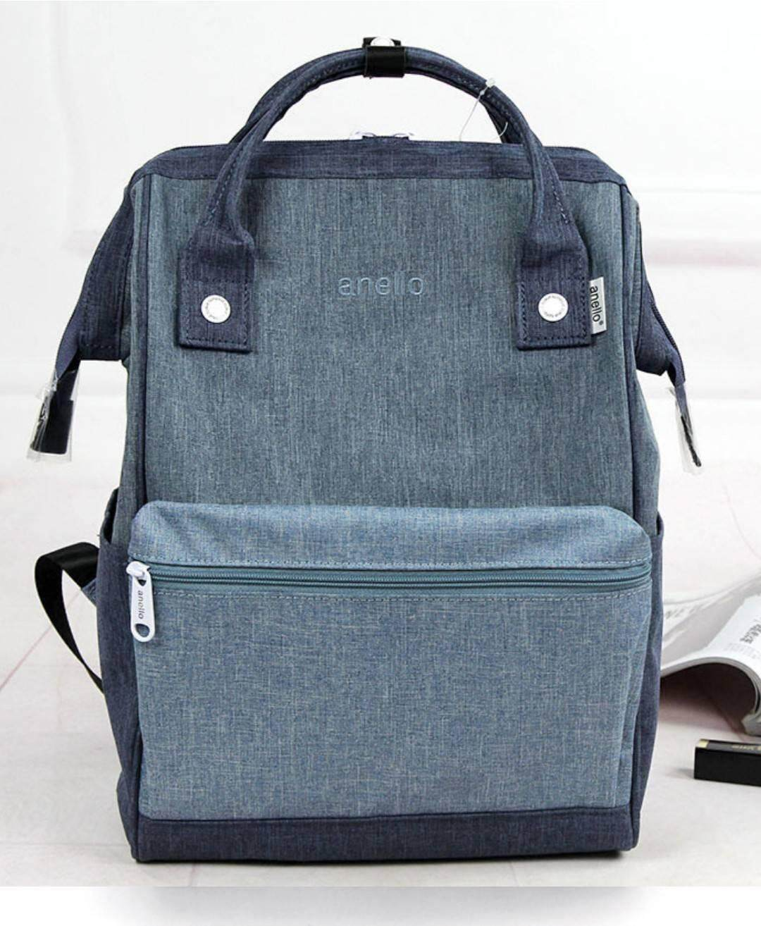 สกลนคร Anello Regular Backpack-Heat Tone (Demi-Milti)