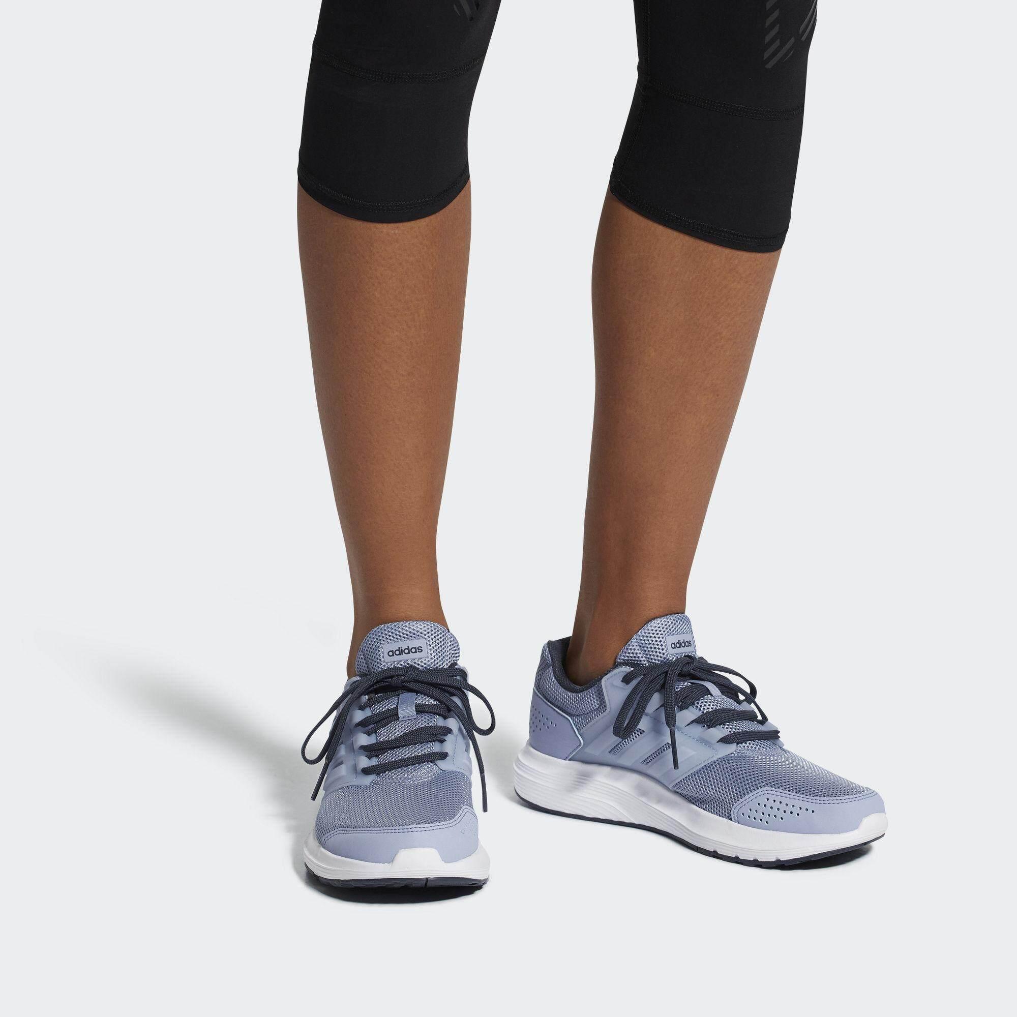 ขายดีมาก! bbsport ลิขสิทธิ์แท้ 100% Adidas รองเท้าผ้าใบอดิดาส ผู้หญิง อาดิดาส Duramo Pastel Blue พื้นนุ่มเบาสบาย ส่งไวด้วย kerry!!!