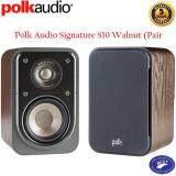 การใช้งาน  มุกดาหาร Polk Audio Signature S10 Walnut (Pair)
