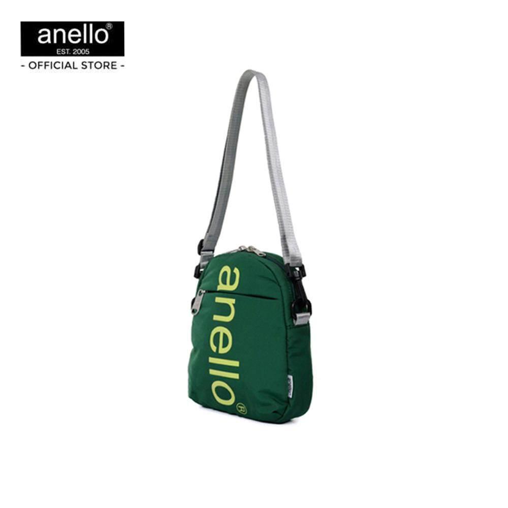 การใช้งาน  ฉะเชิงเทรา กระเป๋า anello  Mini Shoulder Bag Big Logo_AH-B2483-GR