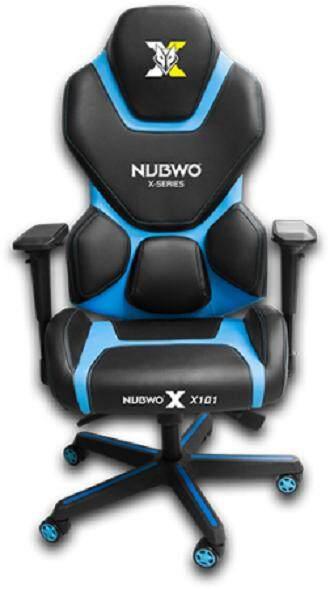 เก้าอี้เล่นเกมส์ Nubwo X101 Professional Gaming Chair  Nubwo X Gamer Evolution