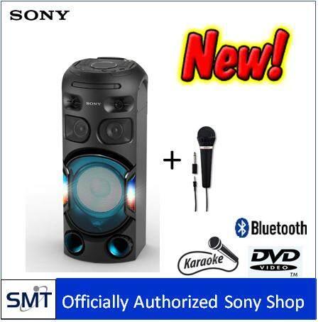 การใช้งาน  ภูเก็ต Sony MHC-V42D Mini Compo Karaoke All in One + Mic Sony F-V120