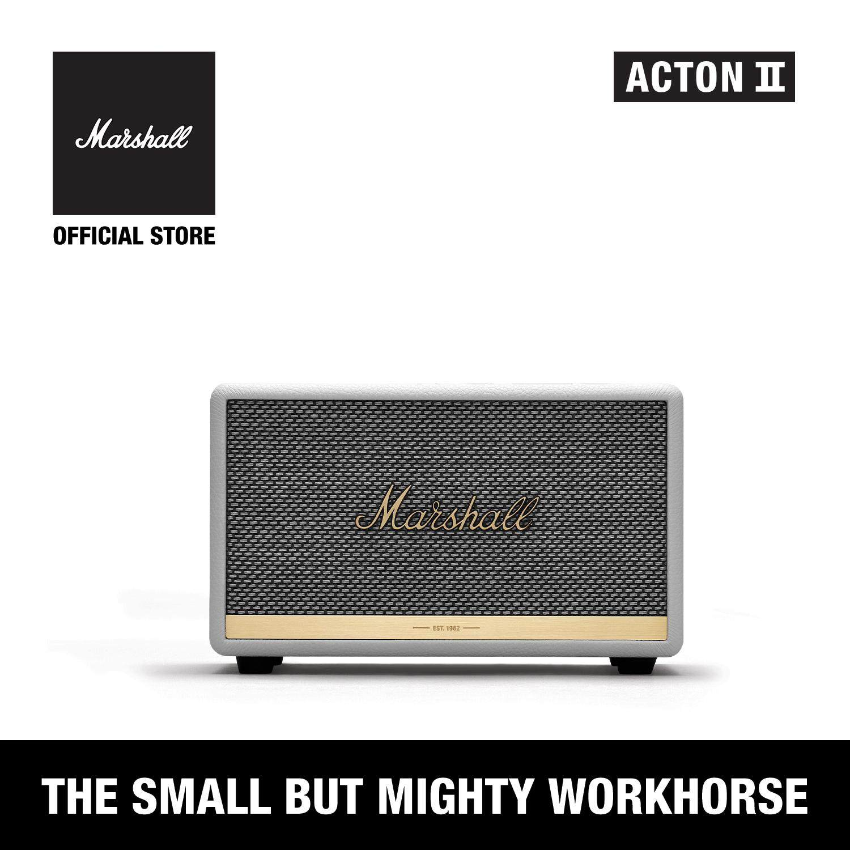 สอนใช้งาน  ลำโพงบลูทูธ Marshall Acton II - Marshall Acton II bluetooth speaker