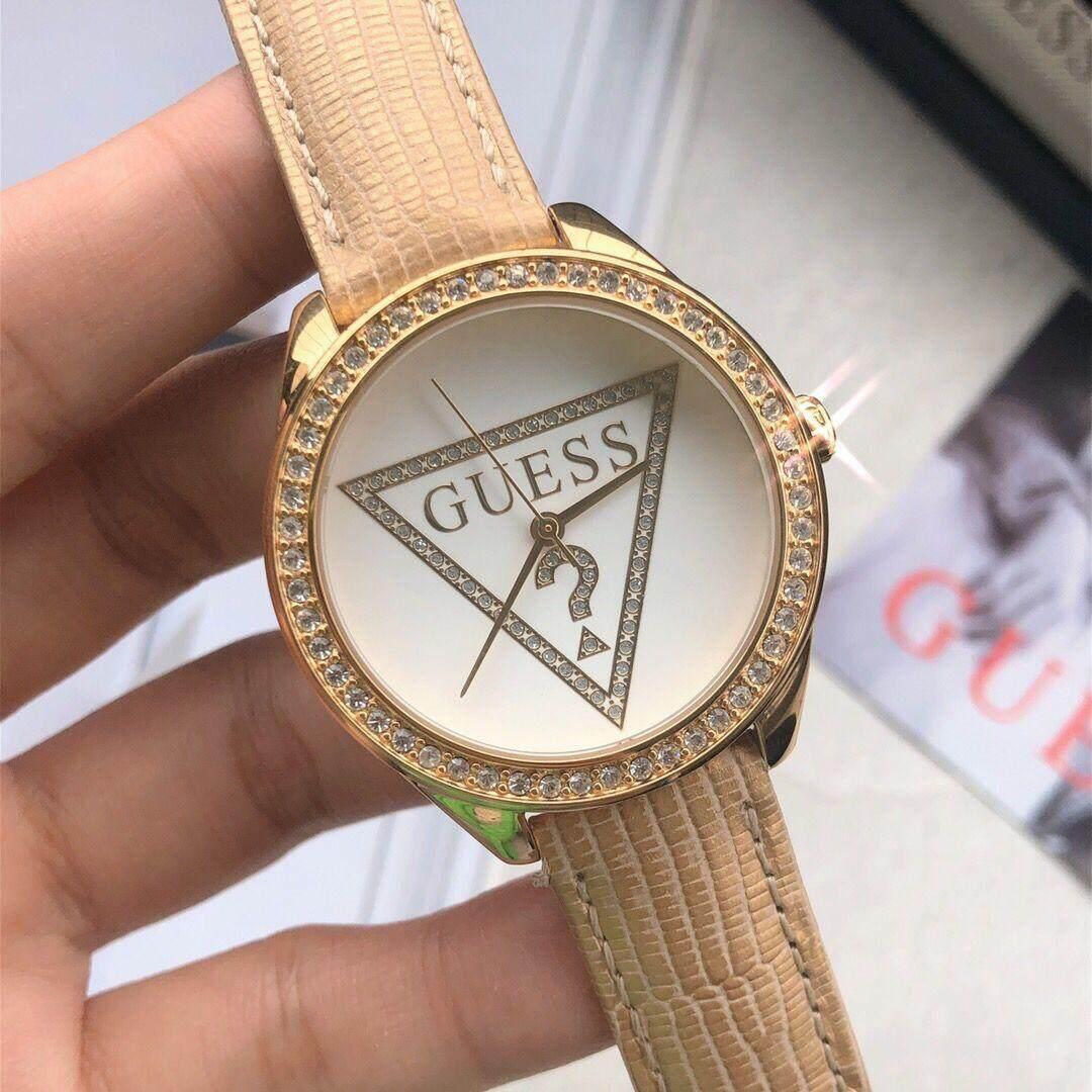 GUESS นาฬิกาแฟชั่นผู้หญิงรุ่น W70015L1
