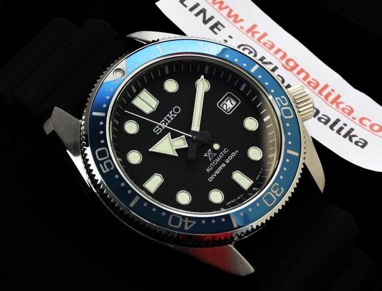 สอนใช้งาน  พิษณุโลก นาฬิกา Seiko Prospex Automatic Diver s 200M รุ่น SPB079J