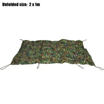 1M x 2M Military Hunting Camping Tent Car Cover Oxford Camouflage Net